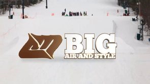 Ski Film : Crotched MTN Big Air '14