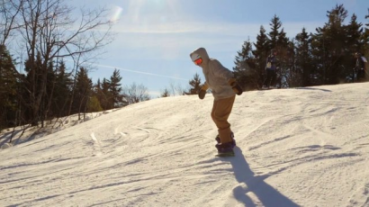 Ski Film : Crotched Opening Day 2013