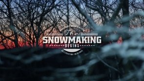 Ski Film : Crotched Snowmaking Begins '14