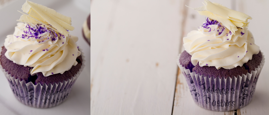 nh food photographer fredericks purple cake blog