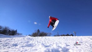 NH video production ski film crotched mountain