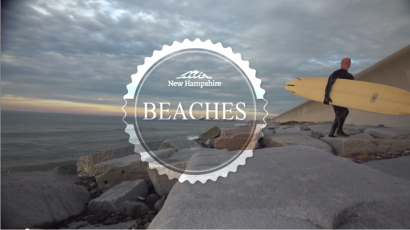 visitnh.gov beaches film - nh video production