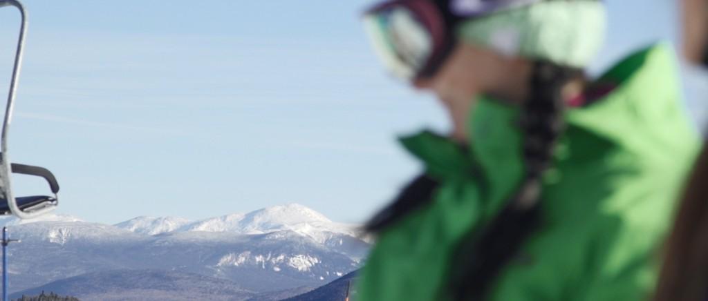 """Getting those pretty """"lifestyle"""" shots - NH Ski Video"""