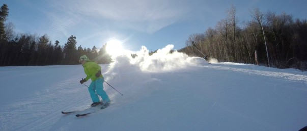 NH Ski videography nh video loon mtn