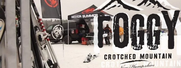 The Foggy Edit – NH Ski Video, ski films