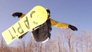 loon pov snowboarders ski film