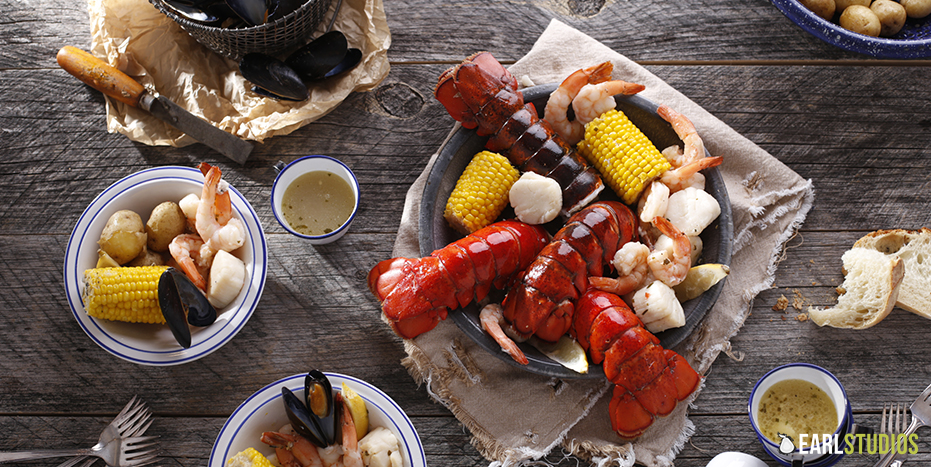 earl studios food photography new hampshire lobster catch 1