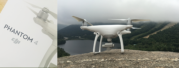 new phantom 4 drone